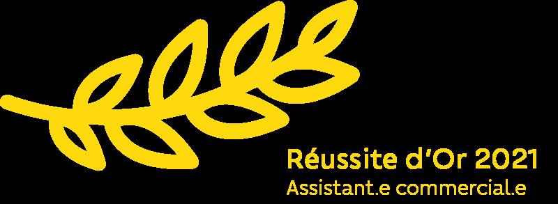 Reussites récompense ORPI 2021 Or Assistant