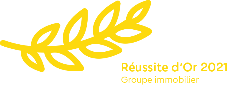 Reussites récompense ORPI 2021 Or Groupe Immobilier