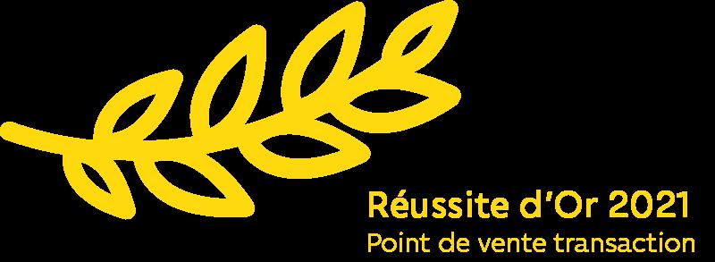 Reussites récompense ORPI 2021 Or Transaction